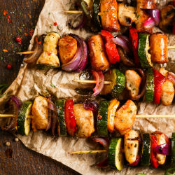 Healthy Kabob Recipes for the grill