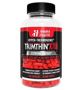 TRIMTHIN X700 diet pills for energy boost