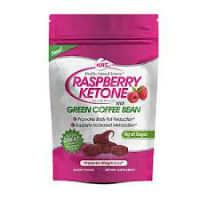 HNS Raspberry Ketone with Green Coffee Bean diet chew review