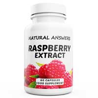 Natural Answers Raspberry Extract review