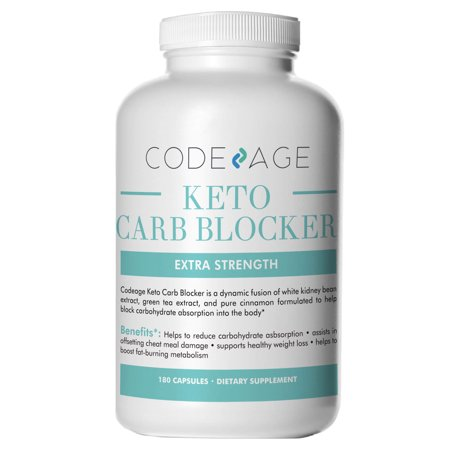 Code Age Keto Carb Blocker Review