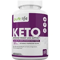 Pure Life Keto Diet Pills